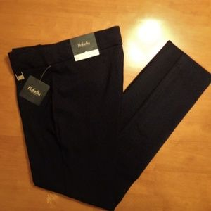 Rafaella Comfort logo stretch pants Size 10 NWT